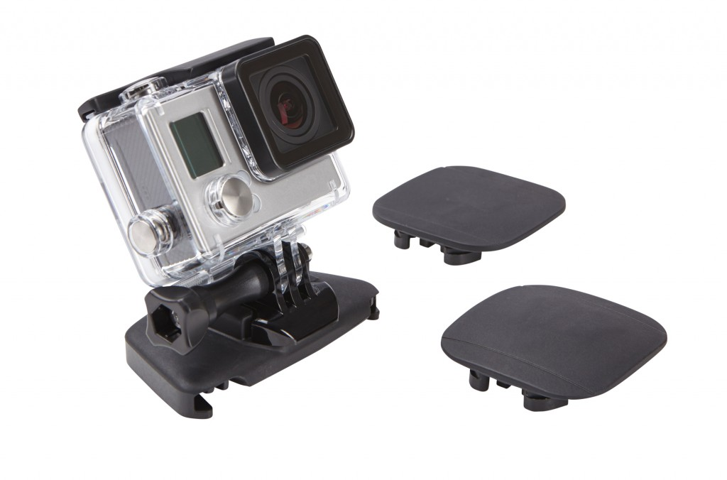 Pack 'n' Pedal Action Cam Mount