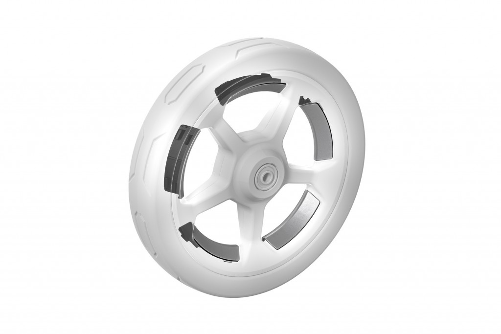 Spring reflective wheel kit